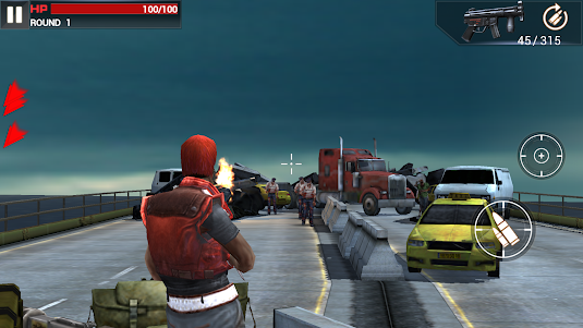 Zombie Landing 1.0.4 screenshot 3
