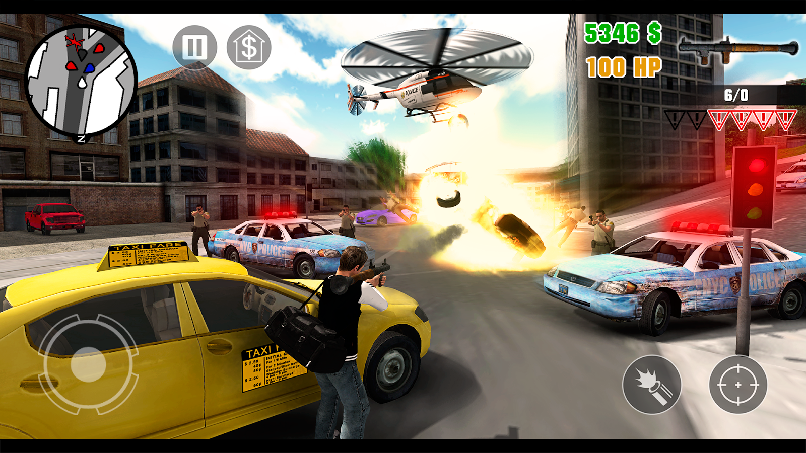 Clash of Crime San Andreas PRO 1 0 1 APK Download - Android