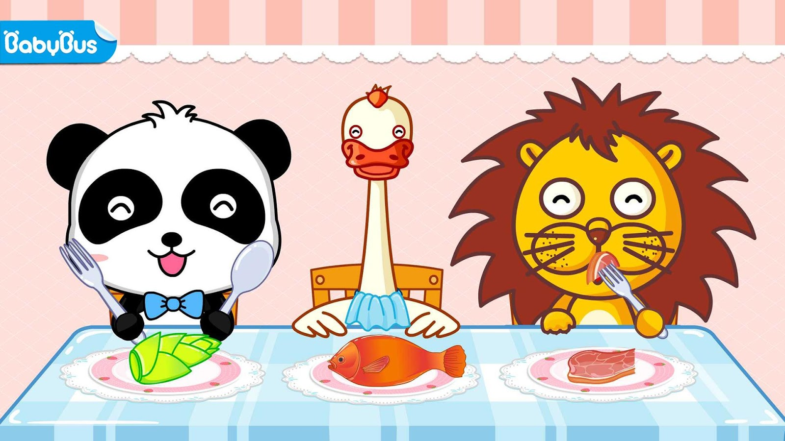My Baby Panda Chef 8301000 Apk Download Android Educational Games