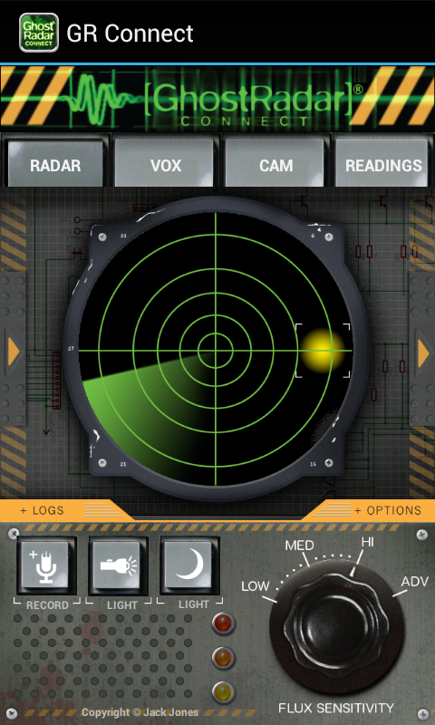 Ghost Radar®: CONNECT 4 5 15 APK Download - Android