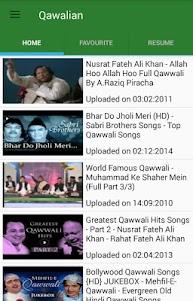 Biggest Qawwali Collection 1.3 screenshot 2