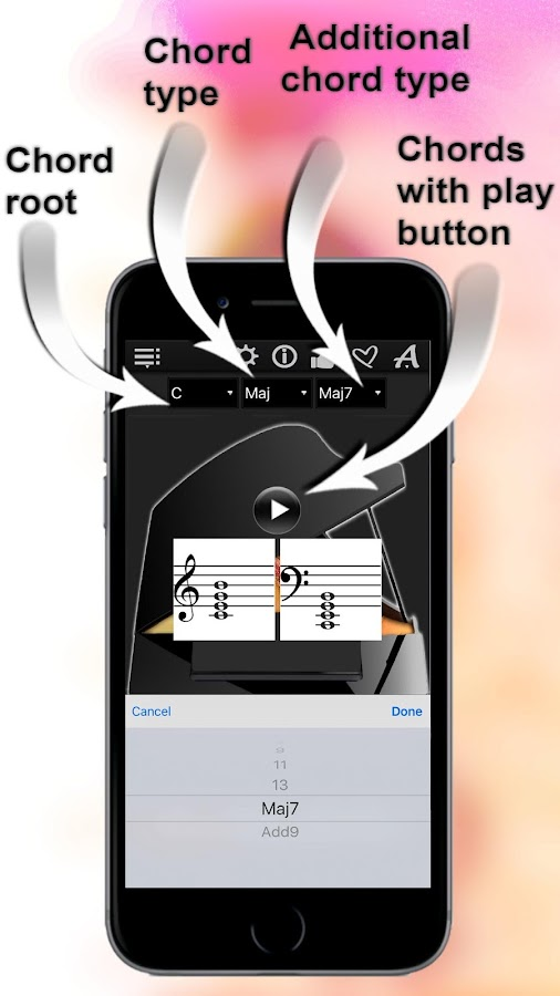 Piano Chords Compass 10 Apk Download Android Music Audio Apps