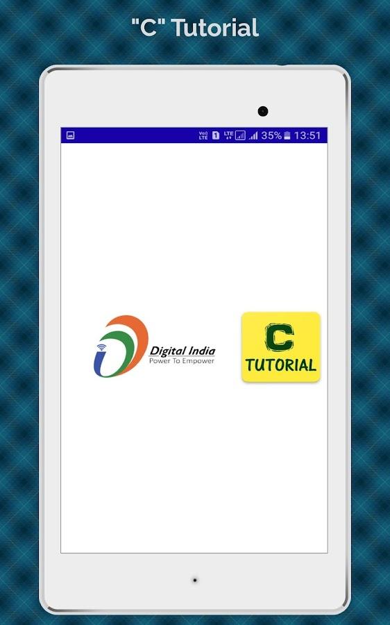 C Programming language Tutorial Offline App 1 4 0 APK