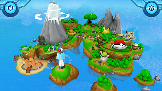 Camp Pokémon 1.3 screenshot 1