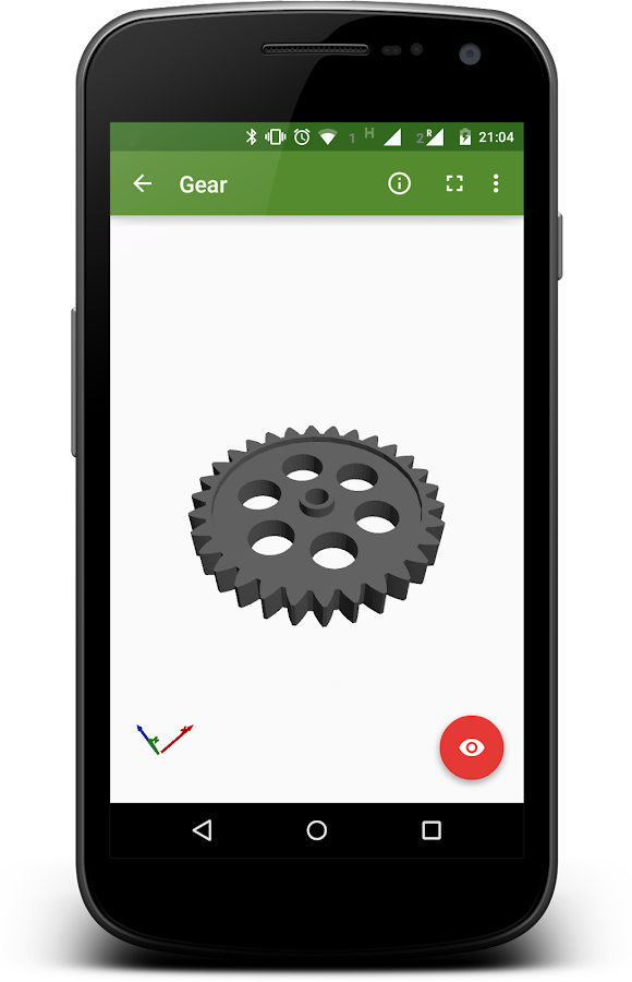Graphite - STL/GCode Viewer 2 3 2 APK Download - Android Tools Apps