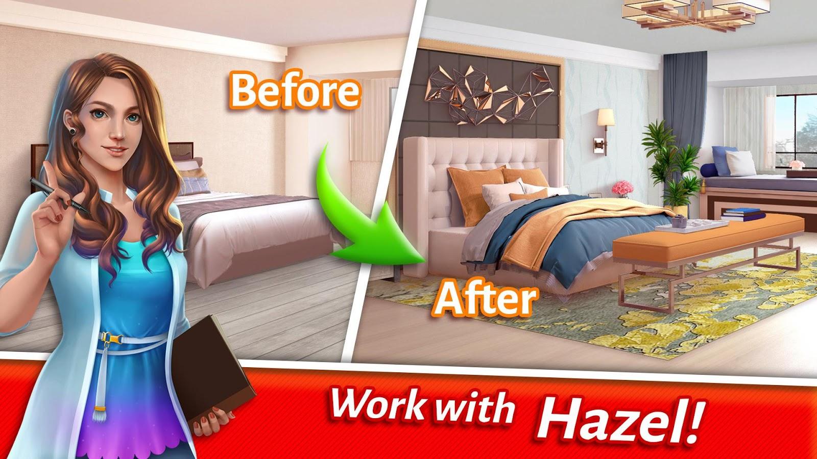 Home Designer Match Blast To Design A Makeover 145 Apk