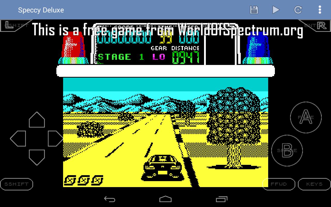 Zx spectrum emulator games download