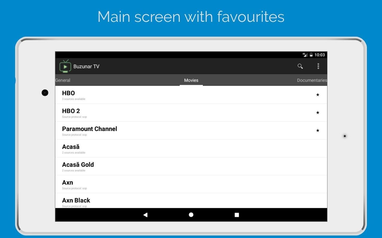 Buzunar TV 1 1 1 APK Download - Android Entertainment Apps