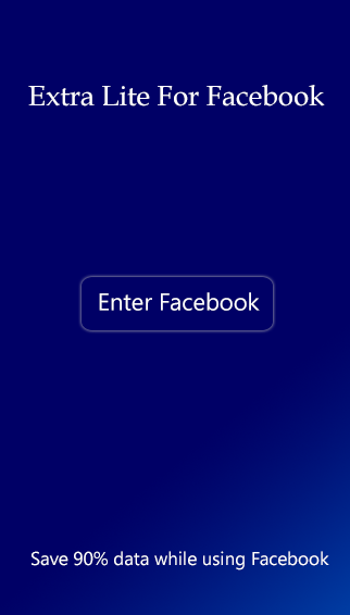 Extra Lite For Facebook 1 0 5 APK Download - Android Tools Apps