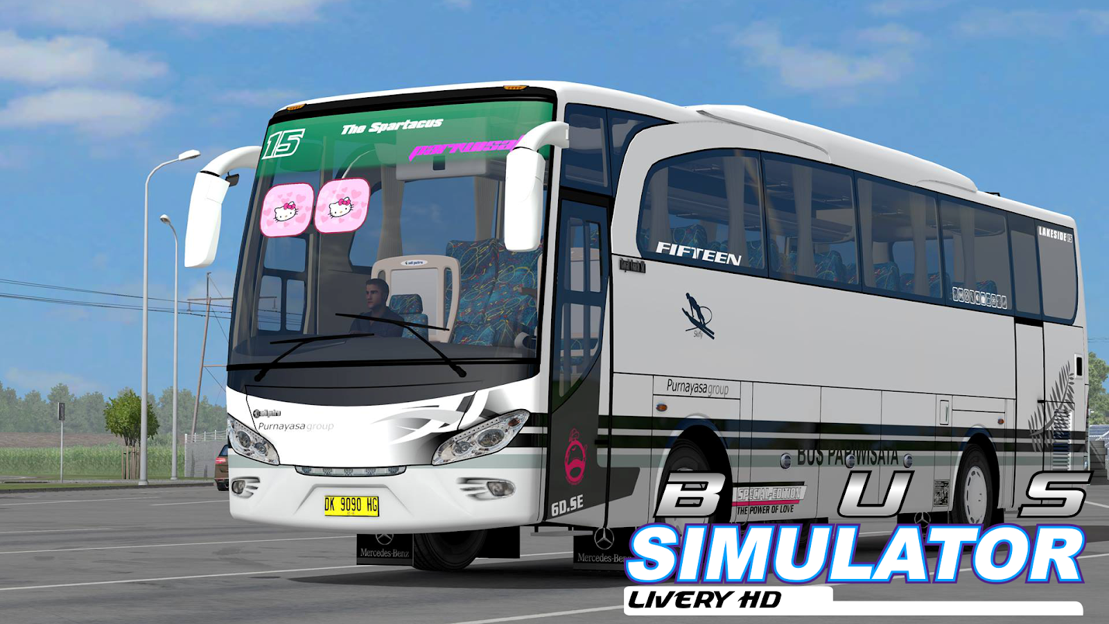 Bus Simulator Livery Hd 14 Apk Download Android