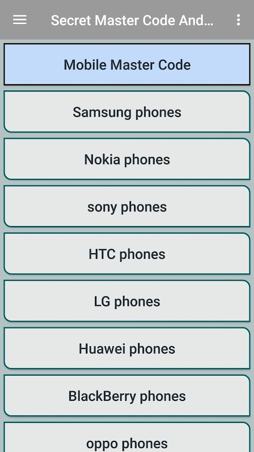 com firstapps mobilemastercode 7 0 0 APK Download - Android