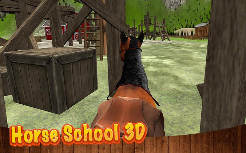 Horse School 3D 1 0 0 APK Download - Android Sports Games