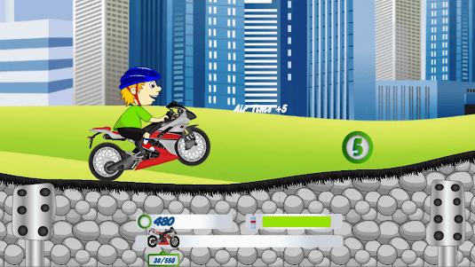Motorcycle Driving 1.0 screenshot 2