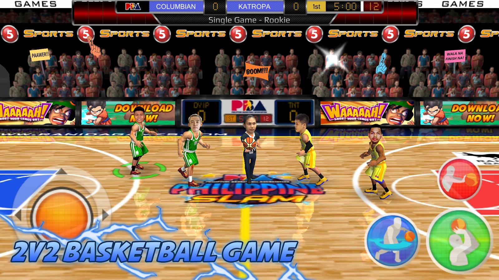 real basketball all star mod apk