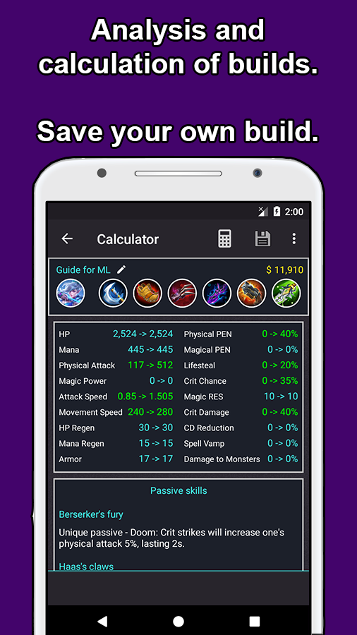 Guide for Mobile Legends 1 7 2 APK Download - Android