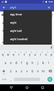 English Dictionary - Offline 4.0 screenshot 8