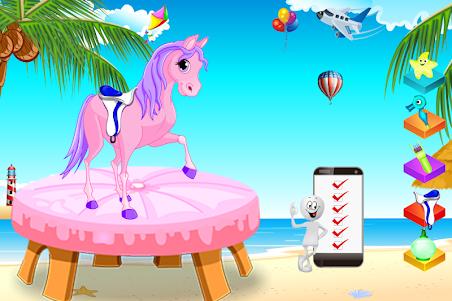 Little Pony & Equestrian Girl 2.1 screenshot 5