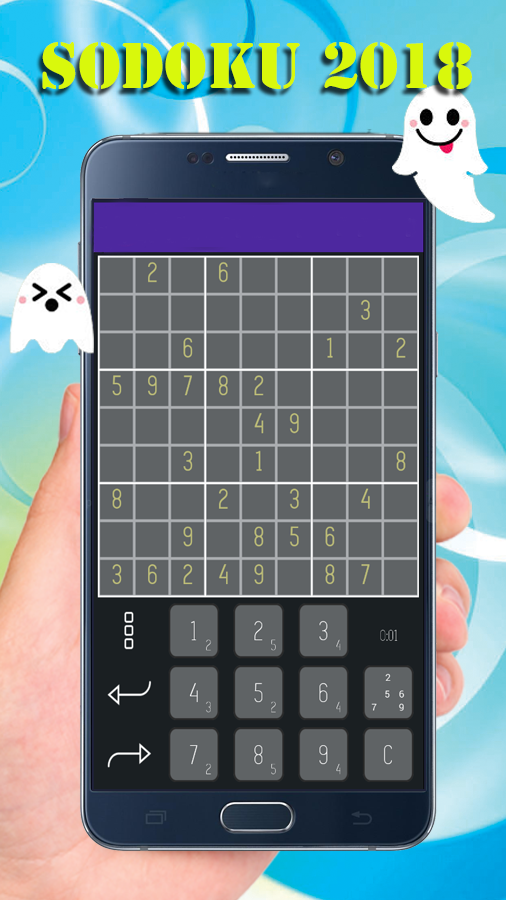 Smart Sudoku Offline 2018 1 0 APK Download - Android Strategy Games