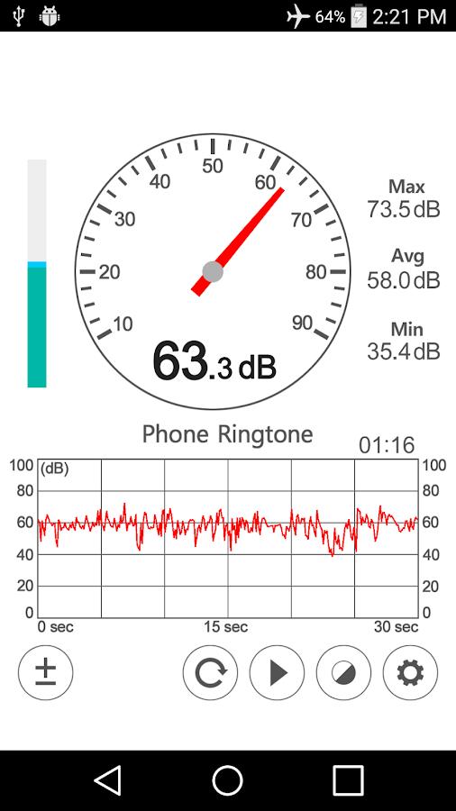 Sound Meter - Decibel 1 2 1 APK Download - Android Tools Apps