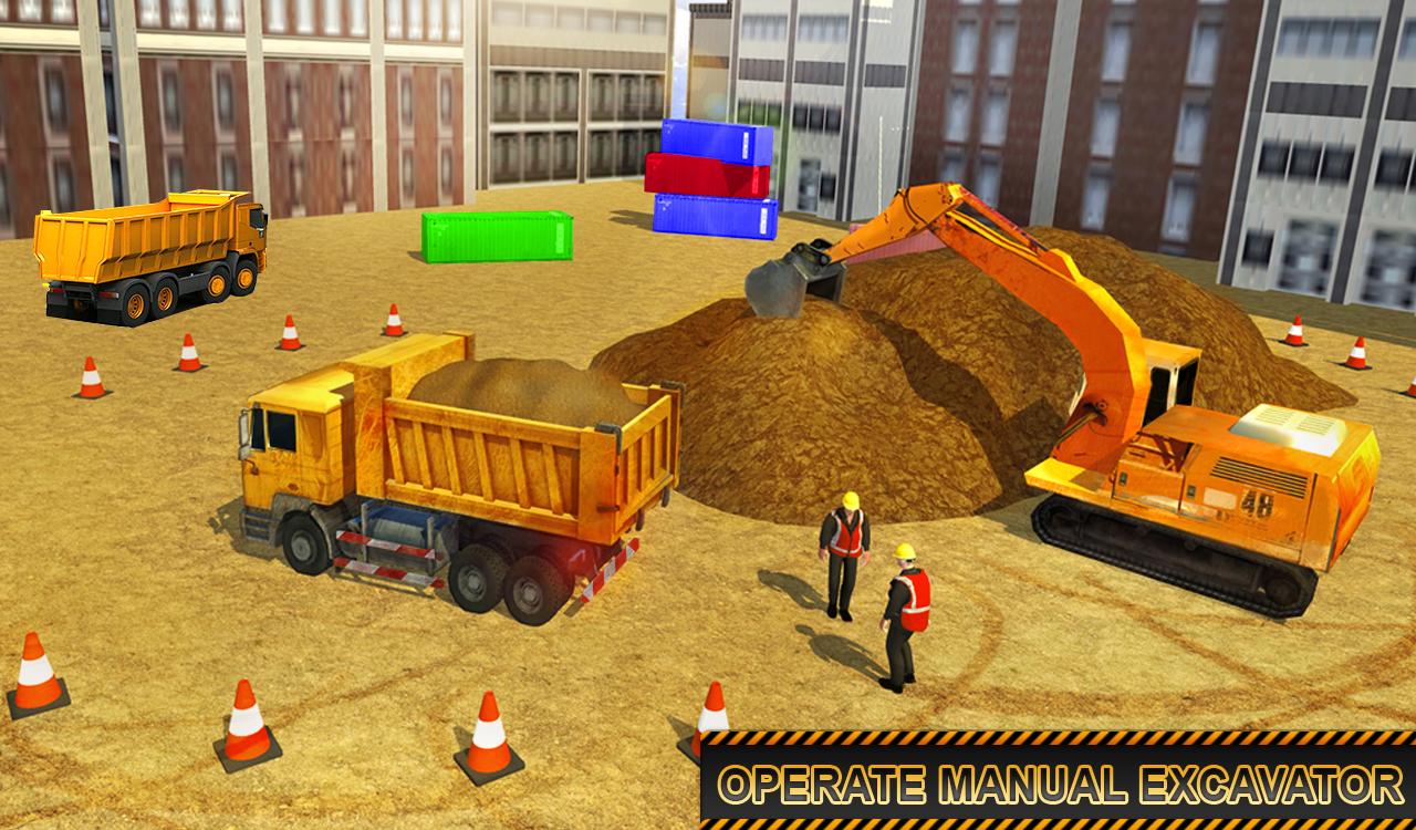 Road Builder Construction : Simulator Games 1 0 APK Download