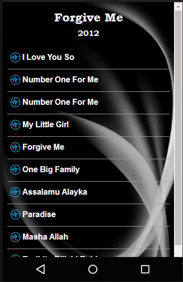 Maher Zain Lyrics 1 0 APK Download - Android Entertainment Apps