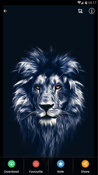 Black Lion Wallpaper Hd 61 Apk Download Android