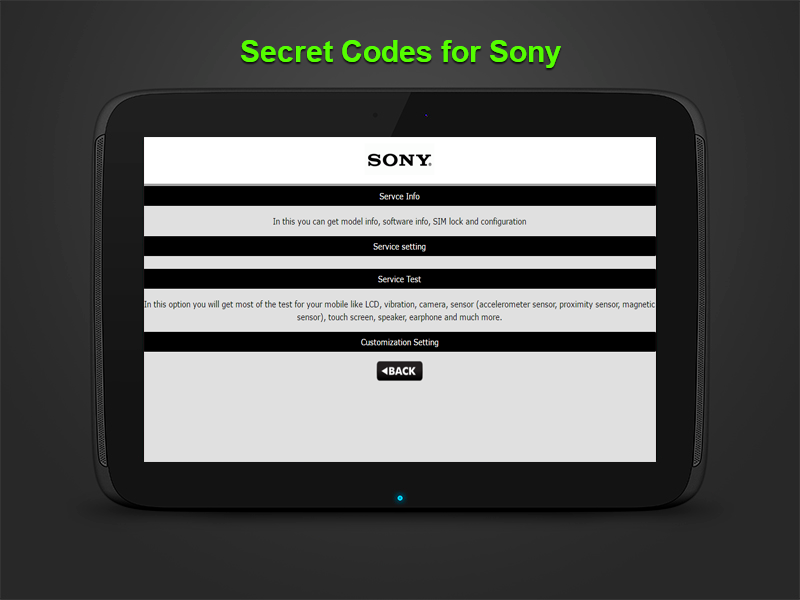 Secret Codes for Android 1 0 3 APK Download - Android Tools Apps