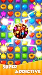 Candy Light - 2018 New Sweet Glitter Match 3 Game 1.0.2.3179 screenshot 1