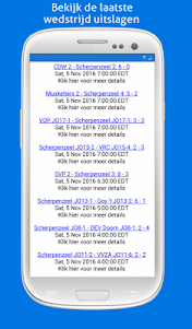 VV Scherpenzeel (VVS) 2.5 screenshot 9