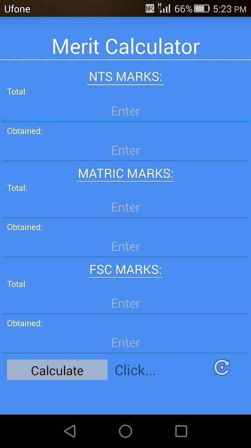 COMSATS Calculator (Ciit) 1 0 APK Download - Android