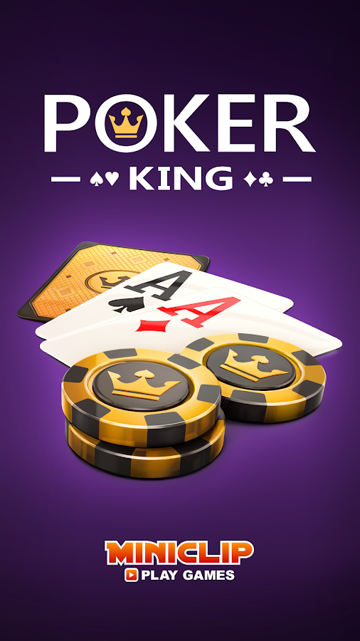 Poker king texas holdem