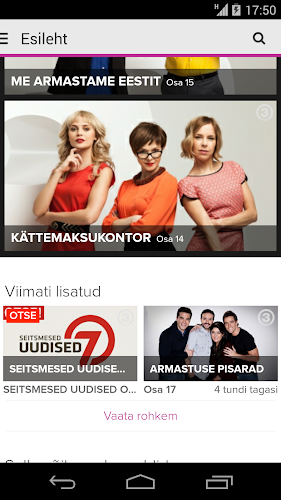 Tv3 dating program