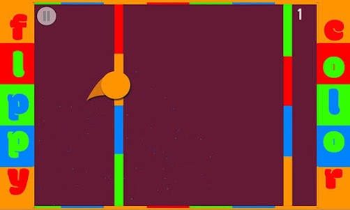 Flappy Color 1.0 screenshot 3