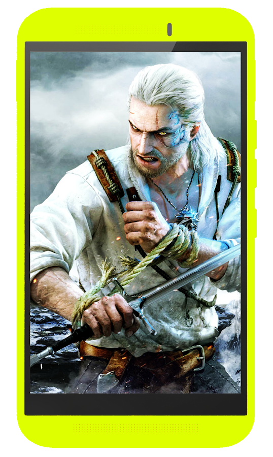 Download 4k Witcher 3 Wild Hunt Live Wallpaper Witcher Apk Android Entertainment Apps