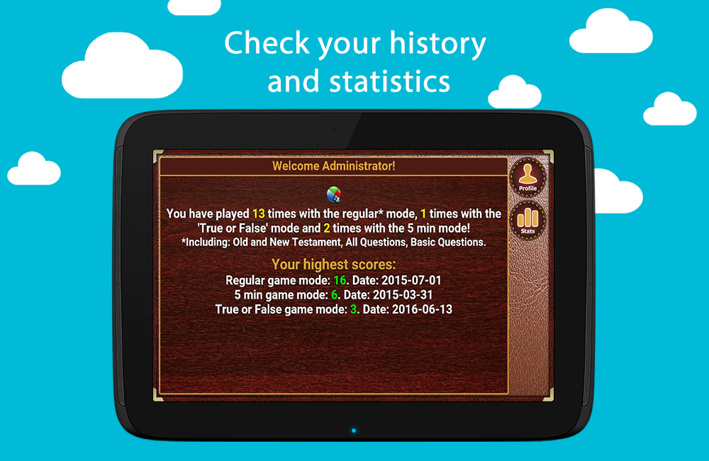 Bible Study - Bible Trivia 2 4 APK Download - Android Trivia
