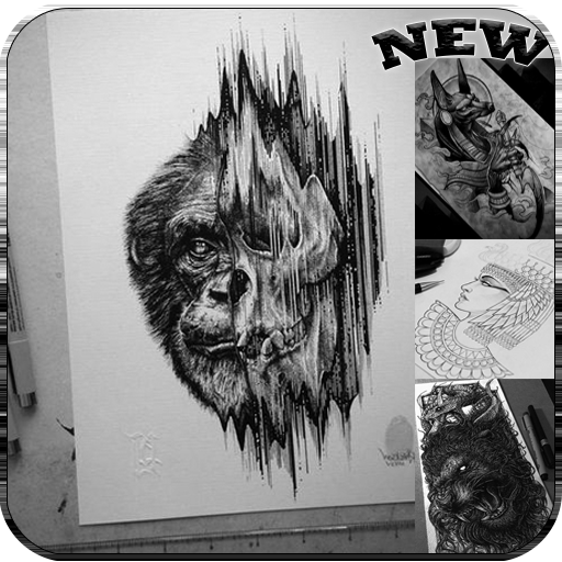 Cool Art Drawing Ideas 2 2 2 Apk Download Android Cats Art Design Apps
