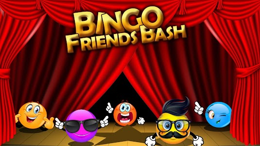 Bingo Friends Bash 1.0 screenshot 1