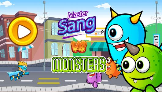 Master Sang VS. Monsters 5 screenshot 1