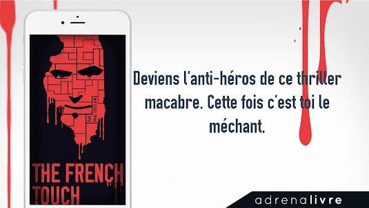 The French Touch, le livre-jeu 1.7.2 screenshot 1