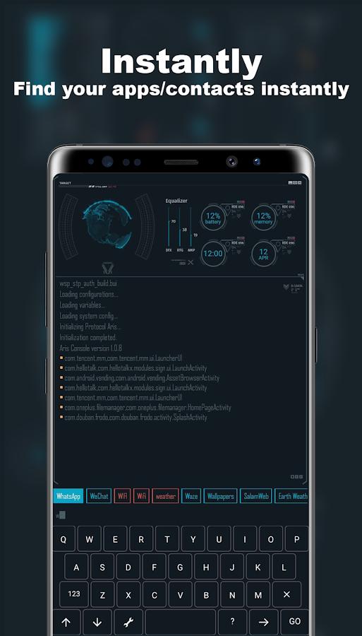 SciFi Launcher Pro 1 3 4 APK Download - Android