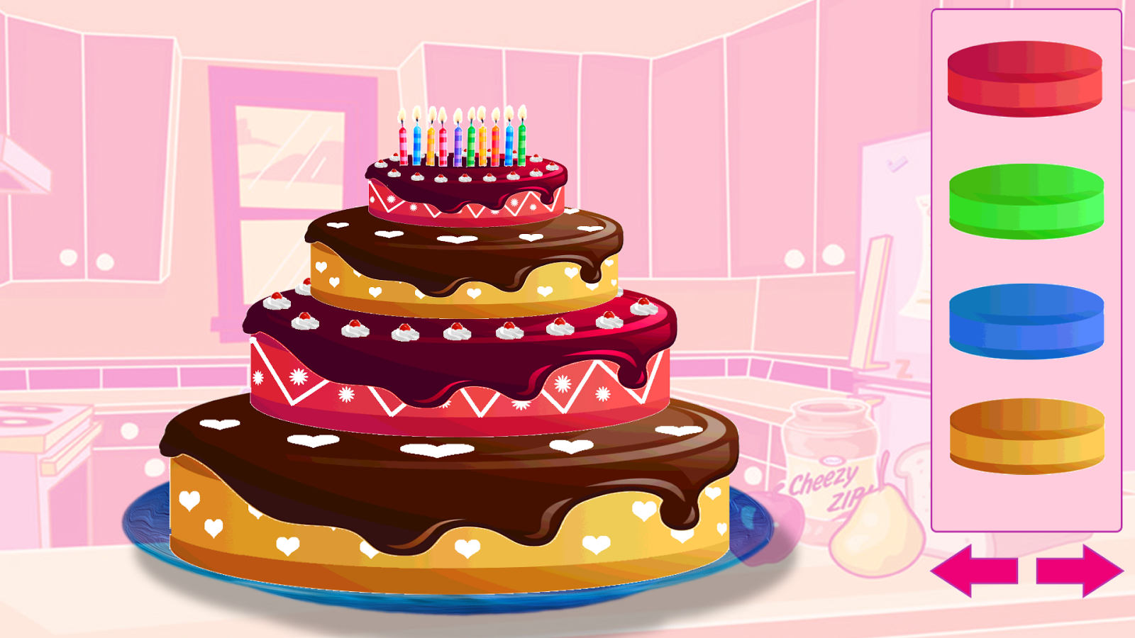 Make Happy Birthday Cakes 12 Apk Download Android Casual Games