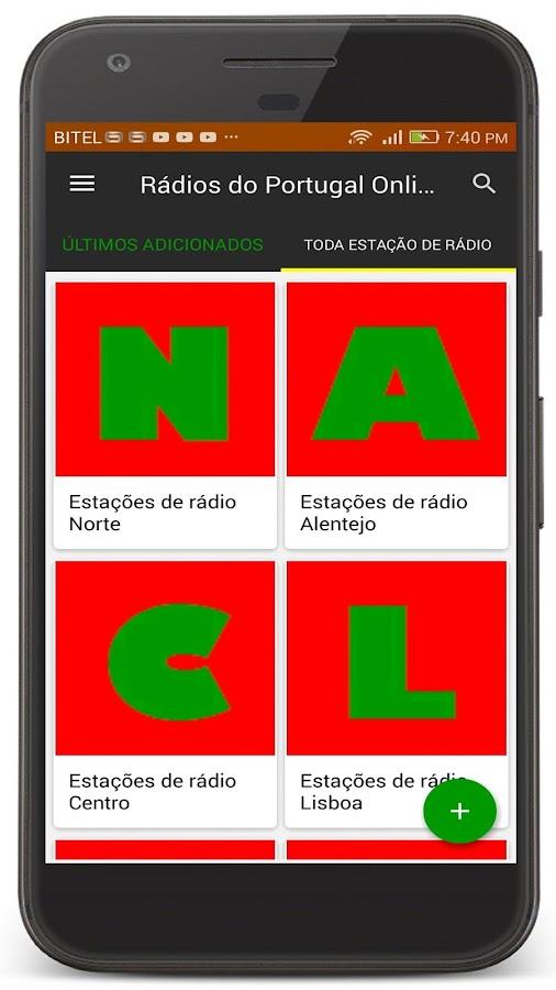 Radios Portugal Live FM AM - Radio Stations Online 1 4 0 APK