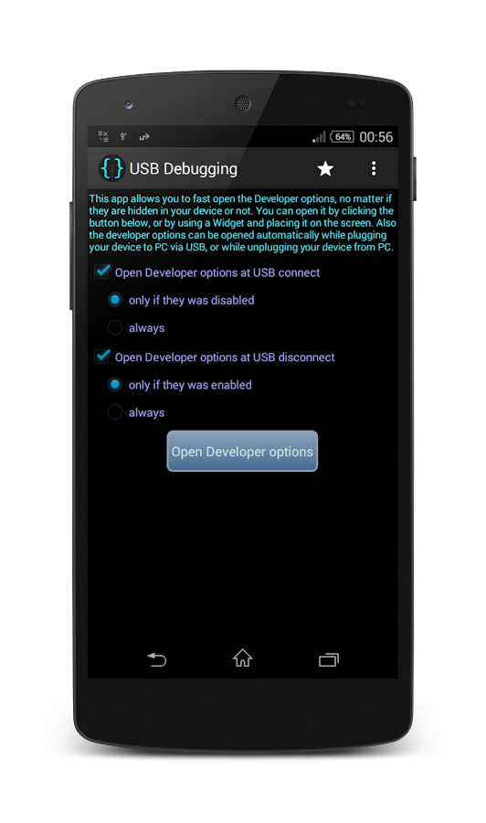 USB Debugging 1 10 4 APK Download - Android Tools Apps