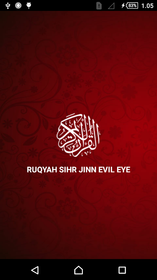 Ruqyah Sihr Jinn And Evil Eye 1 0 APK Download - Android