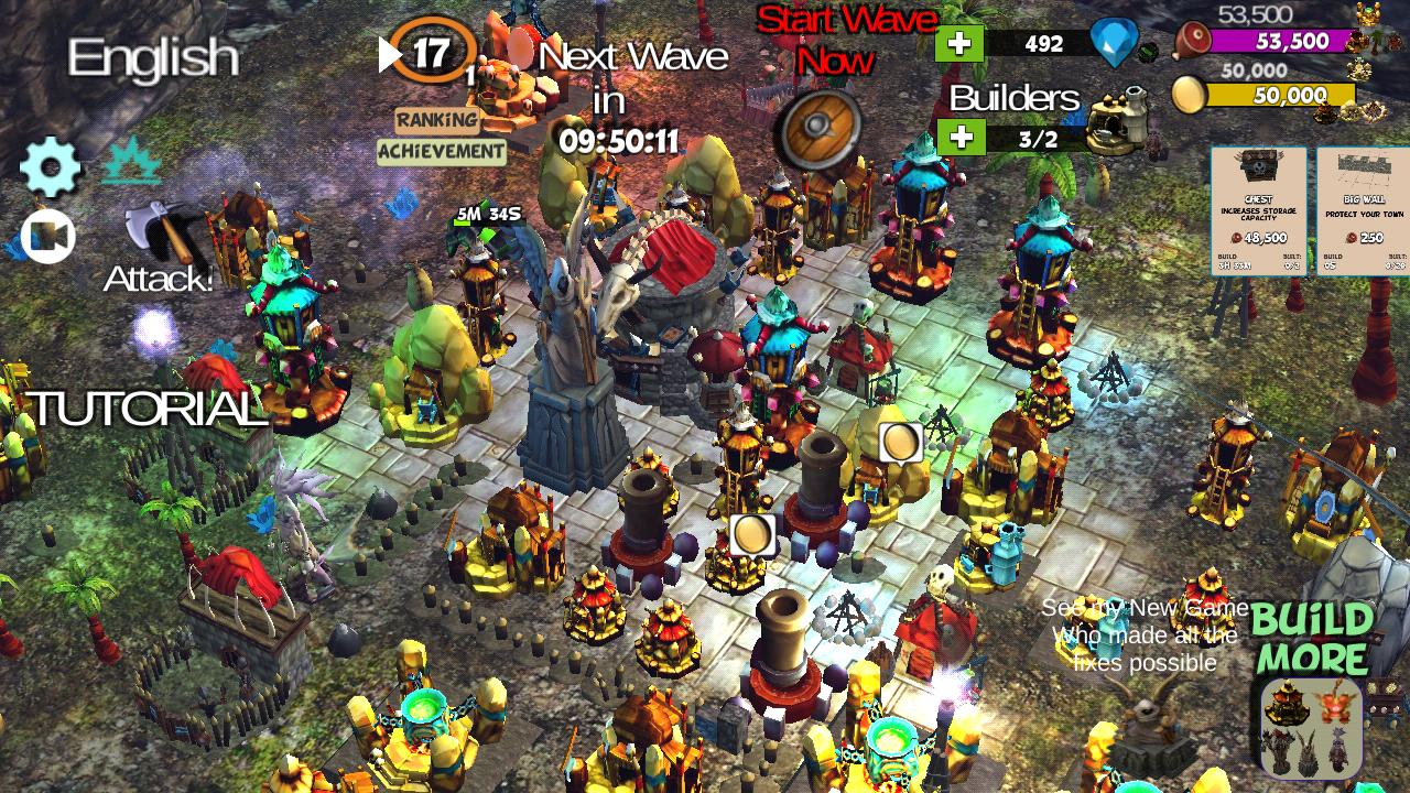 Empire vs orcs mod apk free download | Empire VS Orcs Hack Cheats