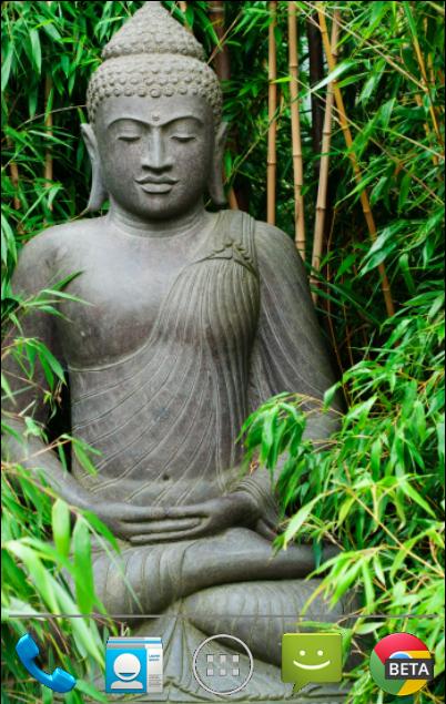 Buddha Live Wallpaper 111 Screenshot 2