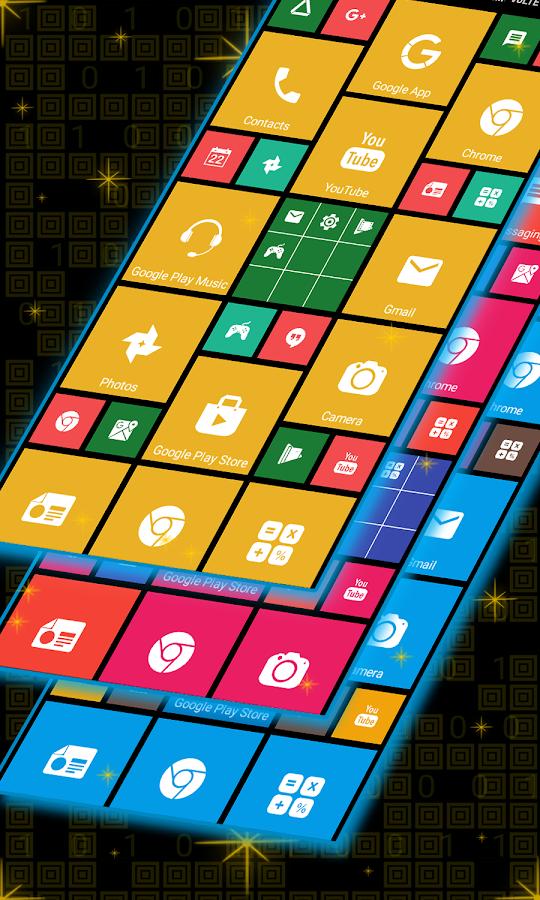 Win Launcher 2019 - metro look smart 10 0 APK Download - Android