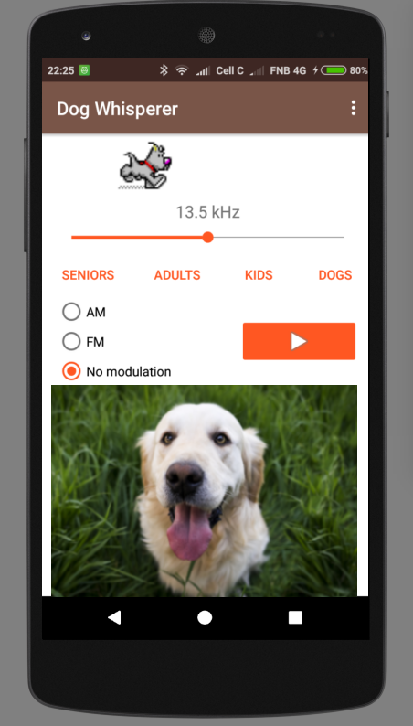 Dog Whisperer - High frequency dog whistle 1 8 APK Download