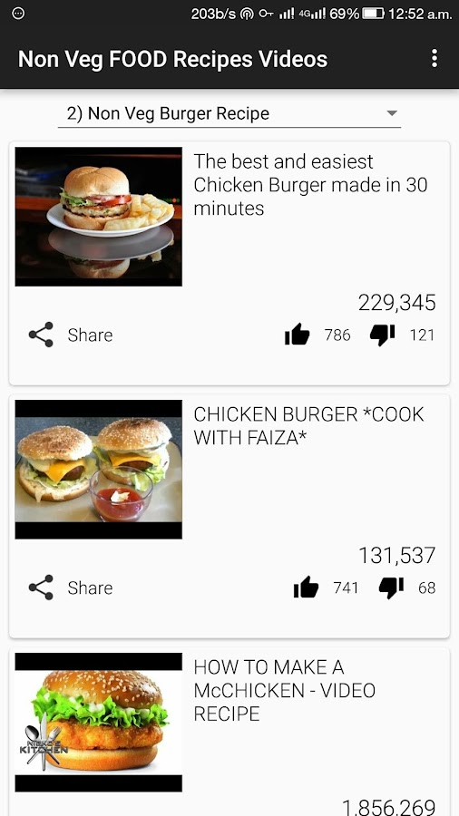 Cooking all non veg food recipes videos app 21 apk download cooking all non veg food recipes videos app 21 screenshot 3 forumfinder Choice Image