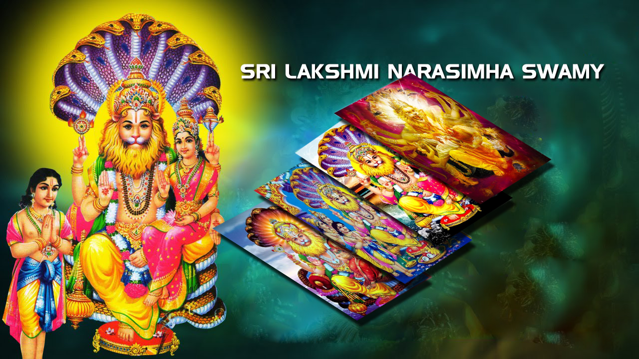 Lakshmi Narasimha Swamy Wallpapers Hd 102 Apk Download Android